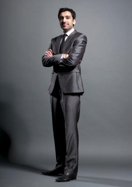 Jatinder Dhillon Suit