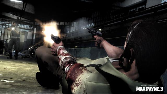 Max Payne Dual Wield