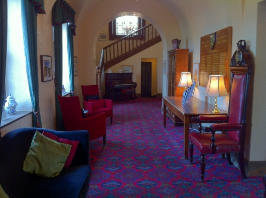 Kirkley Hall Inside