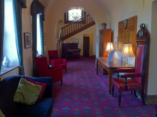 Kirkley Hall Inside