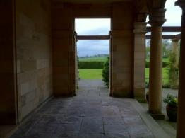 Kirkley Hall Arch