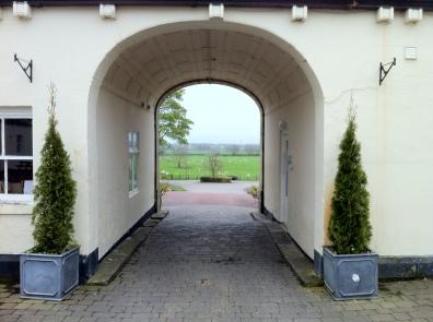Kirkley Hall Entrance Arch