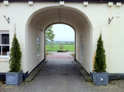 Kirkley Hall Entrance Arch