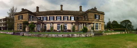 Kirkley Hall Back