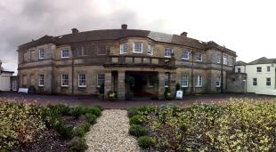 Kirkley Hall Front