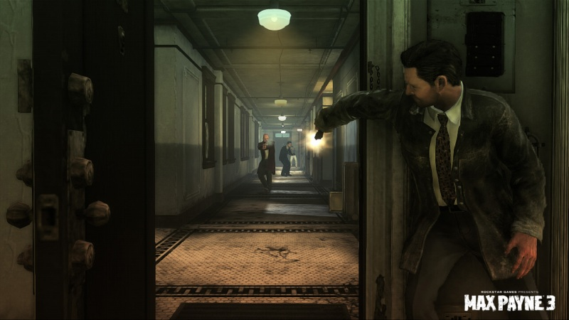 Max Payne Cover System