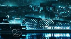 Tron Uprising City