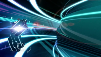 Tron Uprising Lightcycles