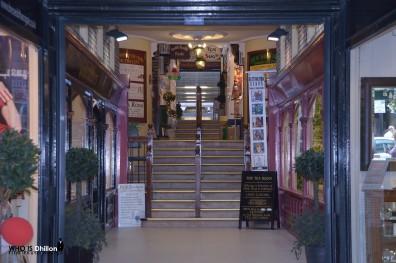 Westminster Arcade