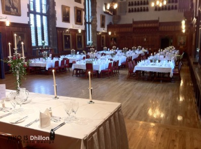 Durham Castle Hall 4