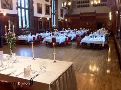 Durham Castle Hall 4
