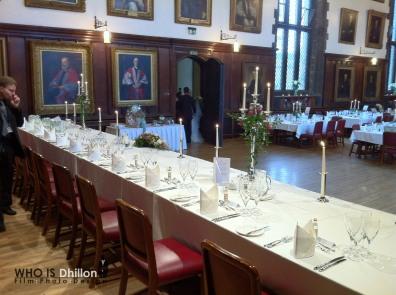 Durham Castle Hall 3