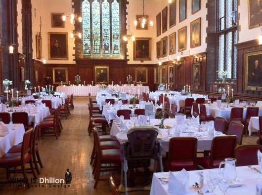 Durham Castle Hall 2