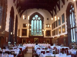 Durham Castle Hall 1