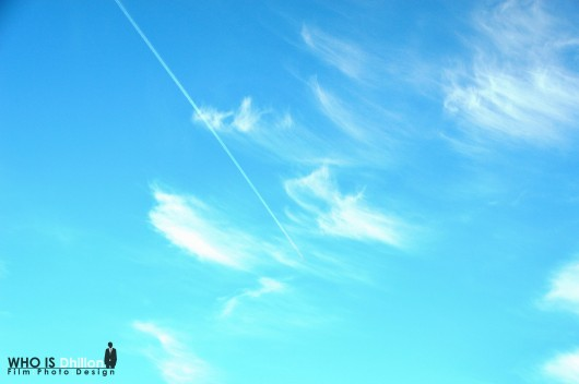 Killer Blue Sky