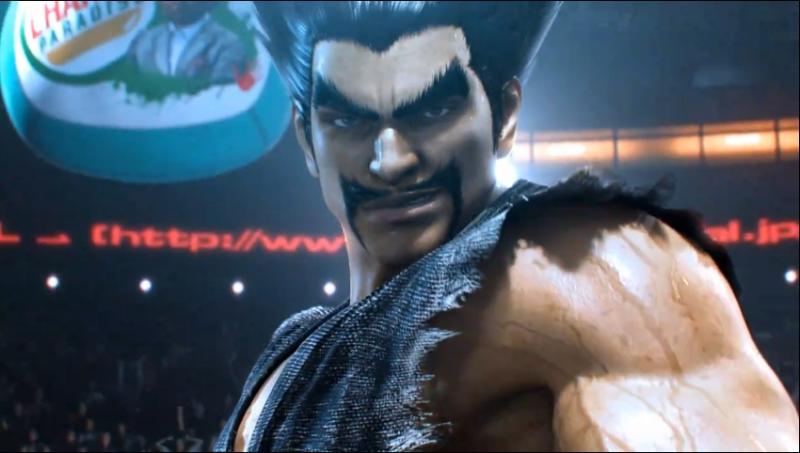 Tekken Tag 2 Heiachi