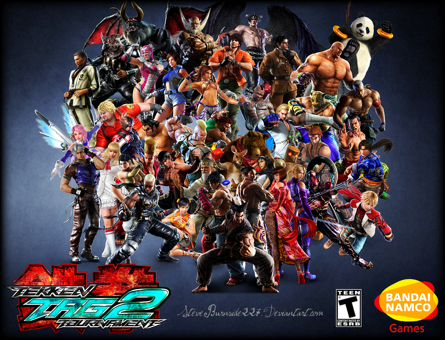 Tekken Tag Tournament 2 | Who is Dhillon?