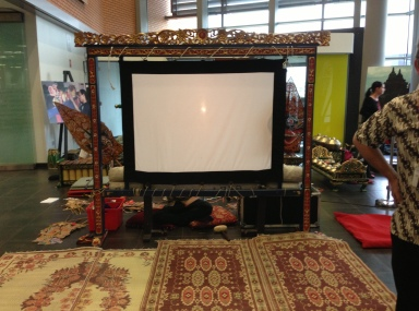 Gamelan Display