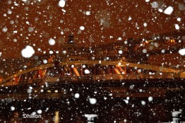 Newcastle in Winter