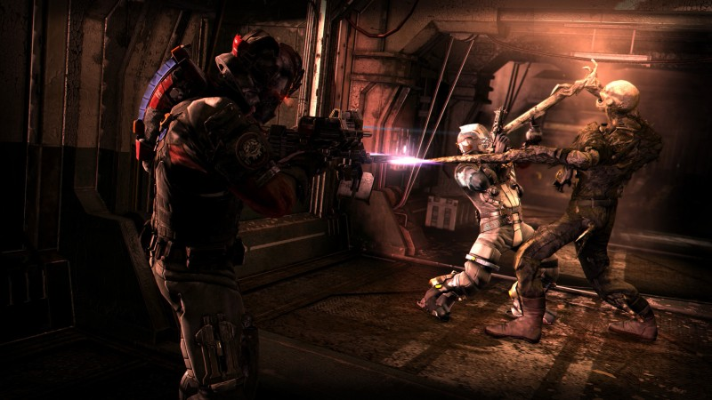 Co-Op Dead Space