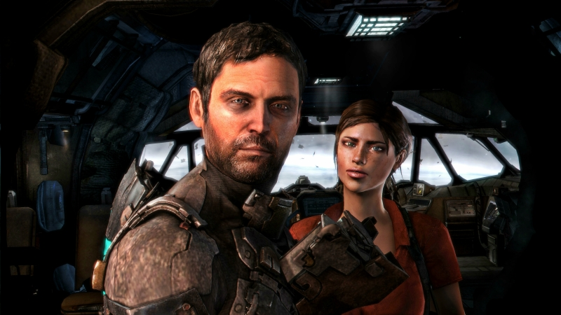 Dead Space 3 Graphics