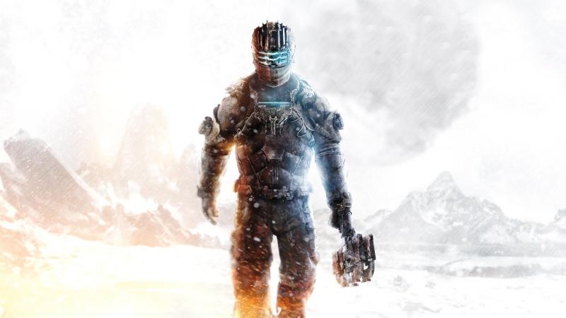 Dead Space 3 Snow