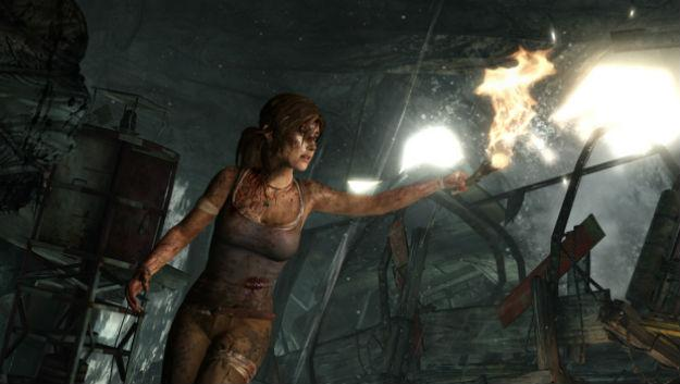 Tomb Raider - Fire