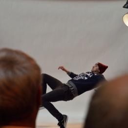 Dancer Falling