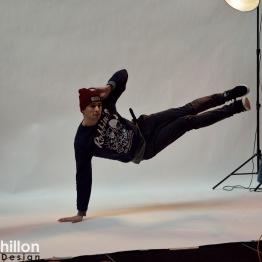Dancer Hand Stand
