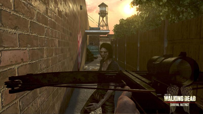 Walking Dead Survival Instinct Crossbow