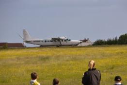 Rickety Plane