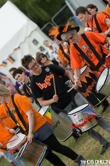 Drummer - Northern Pride
