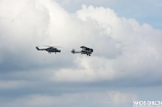 Fairey Sky Walkers Sunderland Air Show