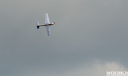 Spitfire Sunderland Air Show