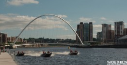 Zapcat Powerboat Millennium Bridge