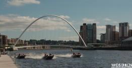Zapcat Powerboat Millennium Bridge