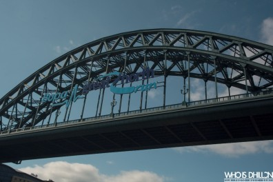 Tyne Bridge Bupa Great North Run