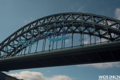 Tyne Bridge Bupa Great North Run