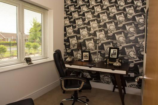 Bett Homes Photography - Office