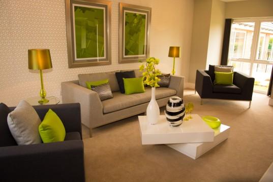 Bett Homes Photography - Living Room