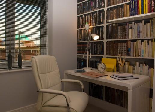 Bett Homes Photography - Office 2