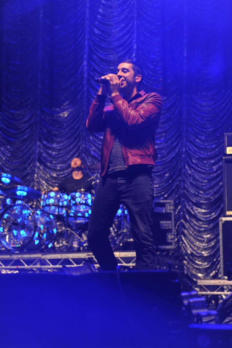 Example at Metro Radio Live