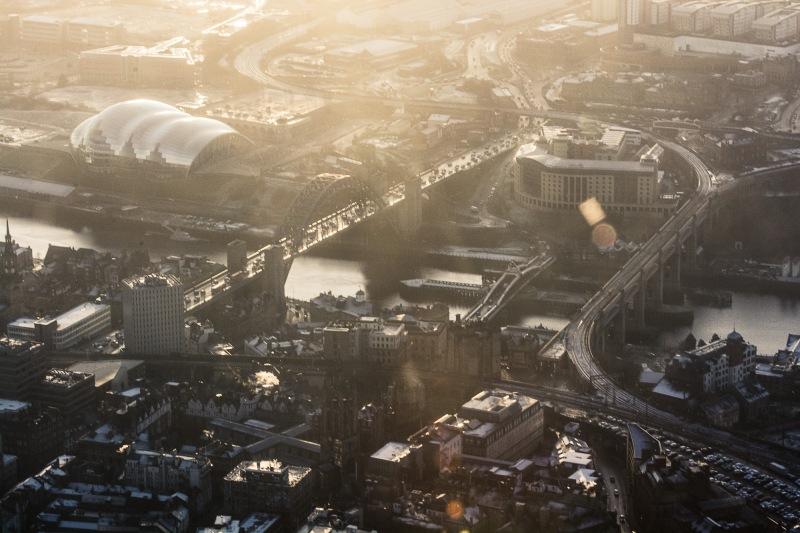 Sage, Tyne Bridge and more