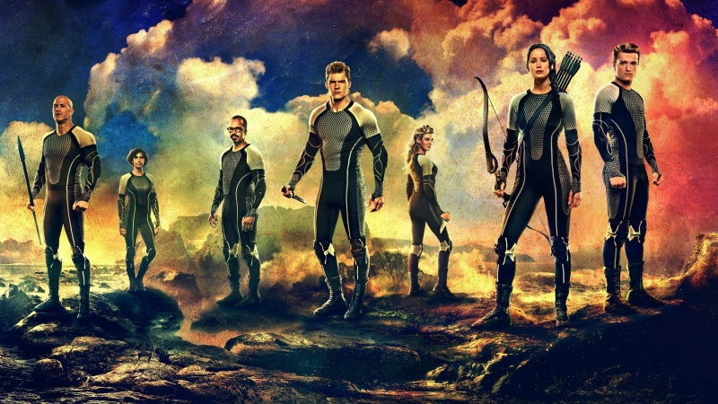 Hunger Games Catching Fire