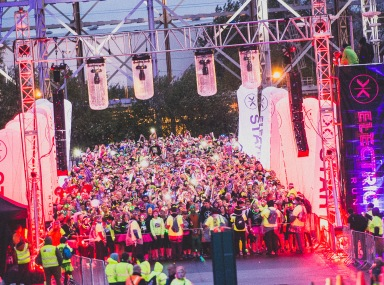 Electric Run Manchester