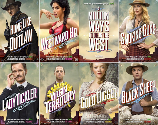 CARTELES A Million Ways to Die in the West