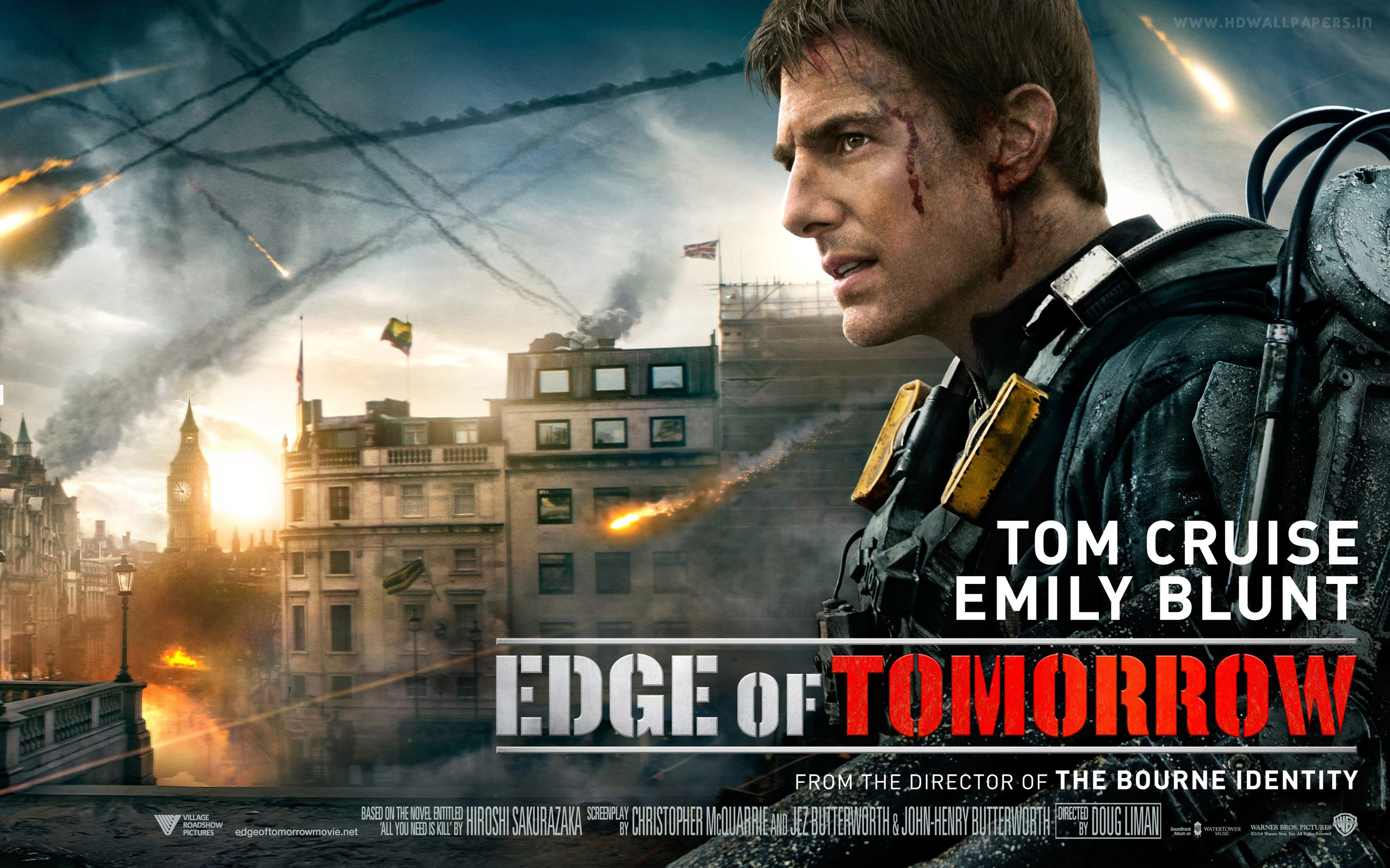 Edge Of Tomorrow Review Who Is Dhillon