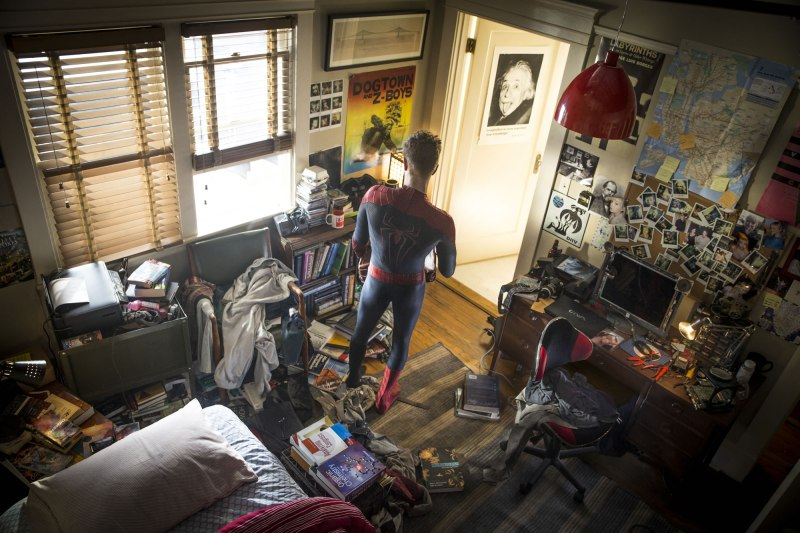 amazing-spider-man-2-bedroom