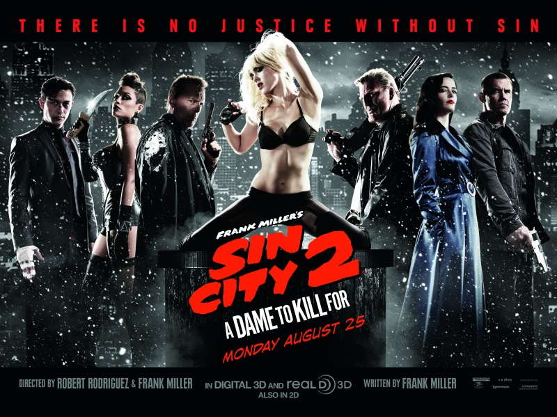 sin city 2 a dame to kill for