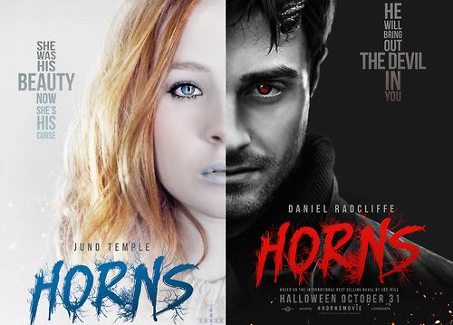 Horns poster 5